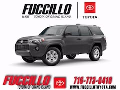 new 2021 Toyota 4Runner SR5 SUV for sale in grand island ny