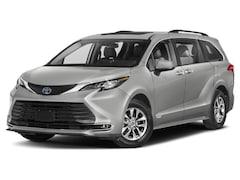 new 2022 Toyota Sienna XLE Van Passenger Van for sale near buffalo