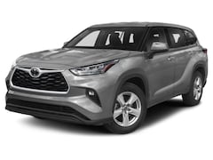 new 2022 Toyota Highlander LE SUV for sale in grand island ny