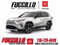 2021 Toyota RAV4 Hybrid XSE SUV for sale in grand island ny