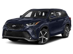 new 2021 Toyota Highlander XSE SUV for sale in grand island ny