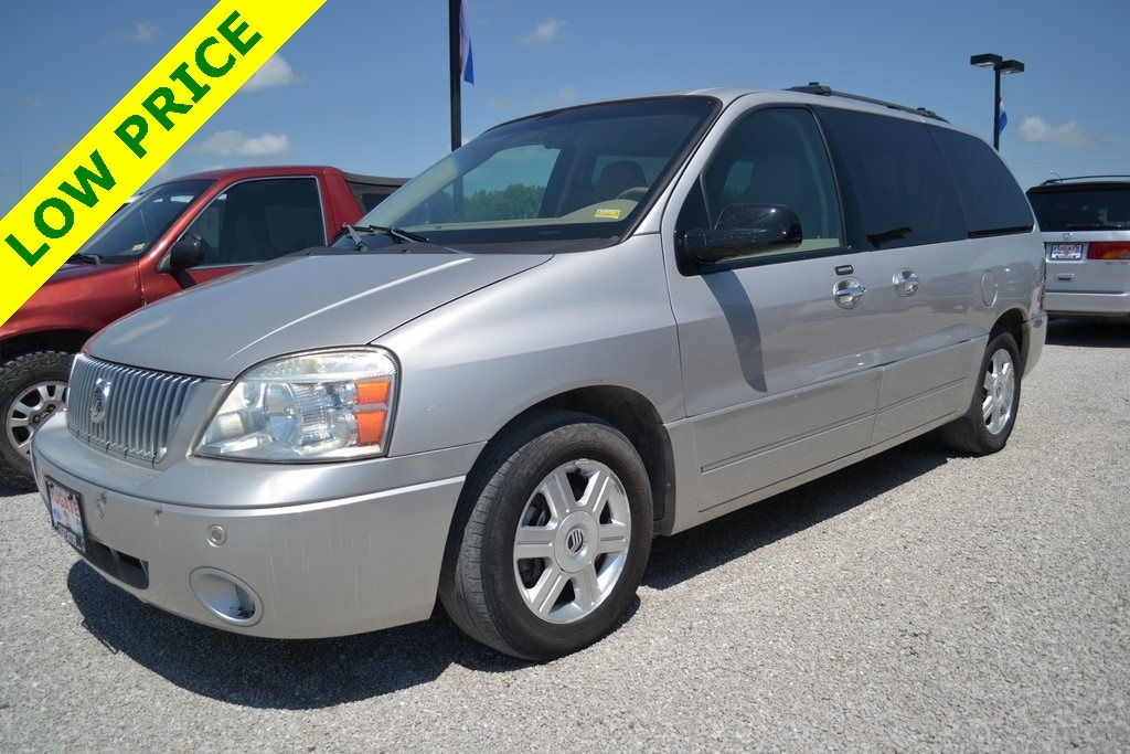 2004 Mercury Monterey Base Wagon Wagon