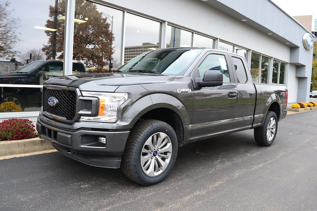2018 Ford F-150 STX Truck SuperCab Styleside