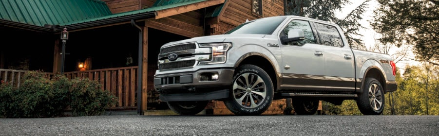 2018 F-150 Towing Capacity OH | Fuller Ford