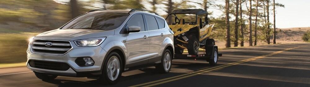 2019 ford escape interior review