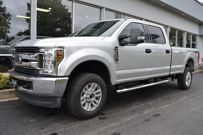 2018 Ford F-250 Crew Cab Truck