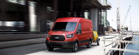 Ford Transit Towing Capacity >> Ford Transit Vanwagon Towing Capacity Cincinnati Oh Ford