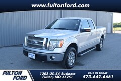 2010 Ford F-150 Lariat Extended Cab Truck