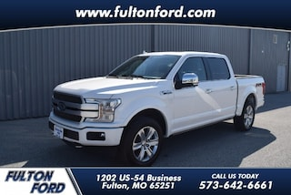 2019 Ford F-150 4WD Platinum Supercrew Truck