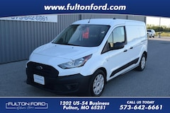 2021 Ford Transit Connect Van XL LWB w/Rear Symmetrical Doors Mini-Van