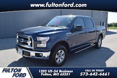 2016 Ford F-150 4WD XLT Supercrew Truck