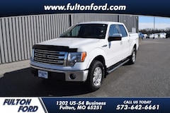 2013 Ford F-150 4WD Lariat Supercrew Truck