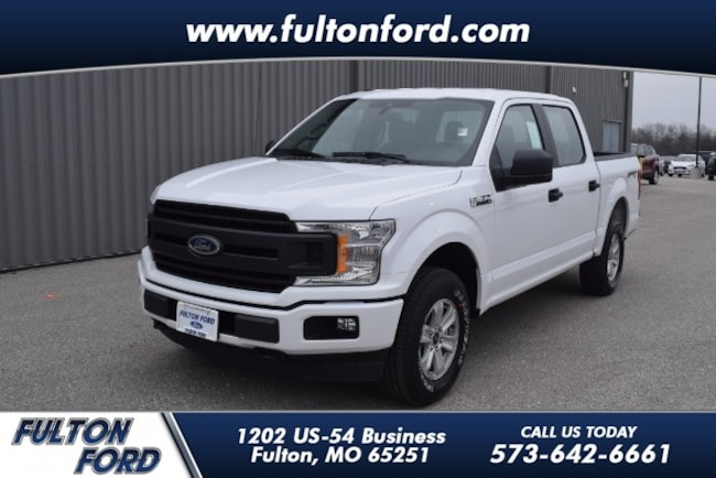 2019 Ford F-150 4WD XL Supercrew Truck