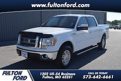 2011 Ford F-150 4WD Lariat Supercrew Truck
