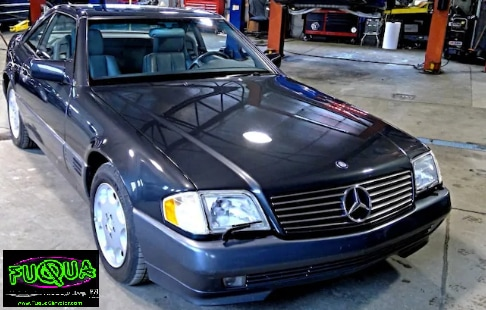 1995 Mercedes-Benz SL-Class Base Convertible