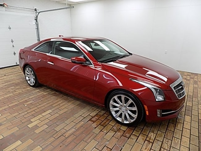 Used 2015 Cadillac ATS 2.0L Turbo Performance Coupe Malvern, OH