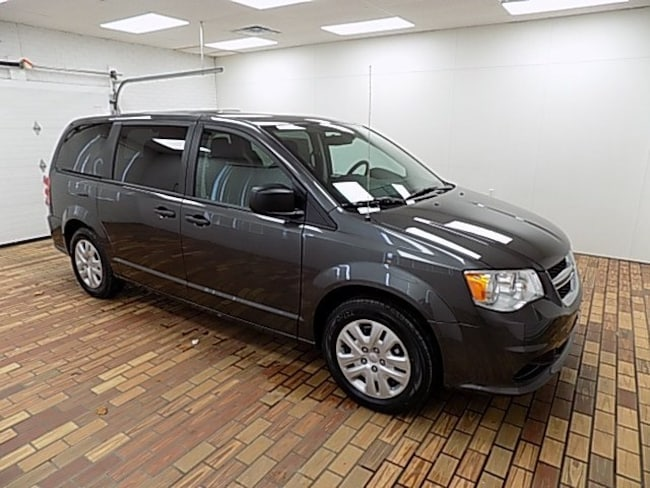 New 2019 Dodge Grand Caravan SE Passenger Van in Malvern, OH