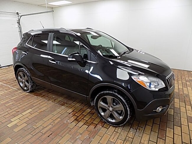 Used 2014 Buick Encore Leather SUV Malvern, OH