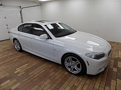 2013 BMW 5 Series 550i Xdrive Sedan