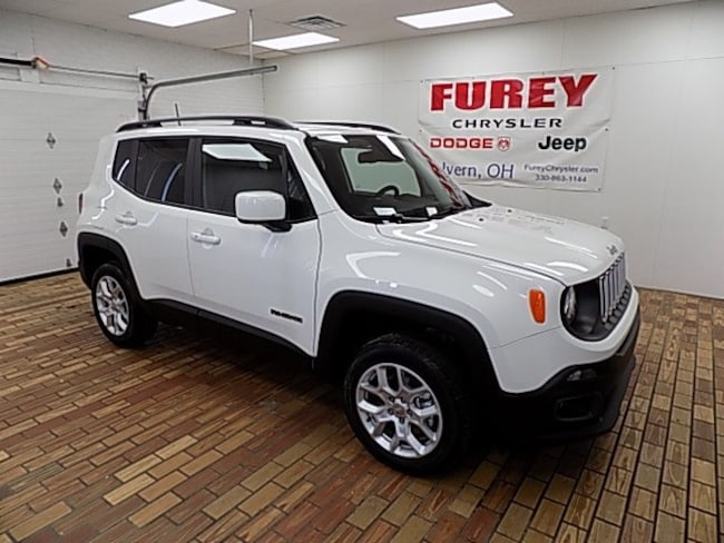 New 2018 Jeep Renegade LATITUDE 4X4 Sport Utility in Malvern, OH
