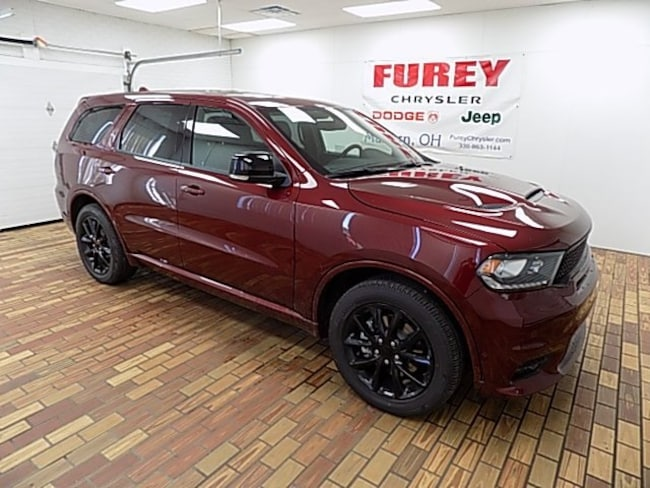 New 2018 Dodge Durango R/T AWD Sport Utility in Malvern, OH