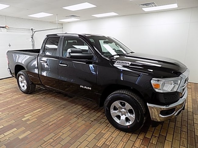 New 2019 Ram 1500 BIG HORN / LONE STAR QUAD CAB 4X4 6'4 BOX Quad Cab in Malvern, OH