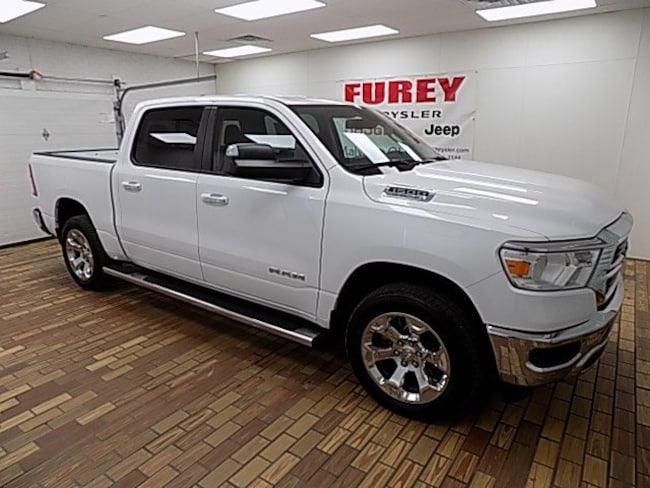 New 2019 Ram 1500 BIG HORN / LONE STAR CREW CAB 4X4 5'7 BOX Crew Cab in Malvern, OH