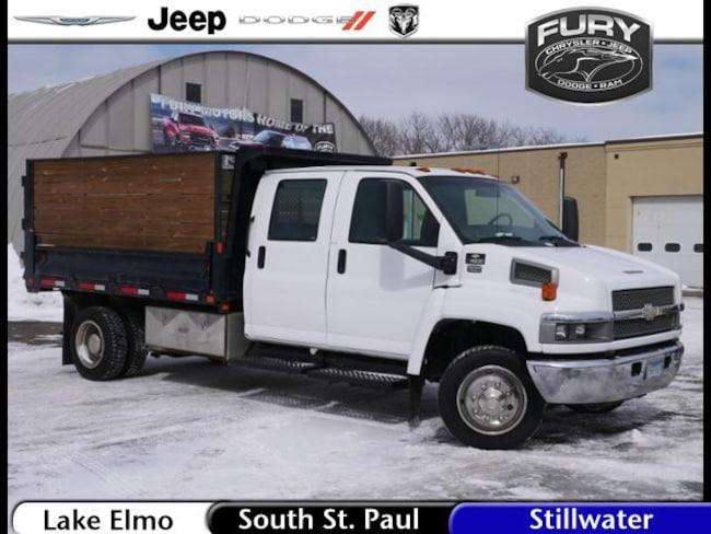 Used 2005 Chevrolet C4500 For Sale In Lake Elmo Mn Vin