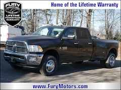 New Chrysler Dodge Jeep RAM Models 2018 Ram 3500 BIG HORN CREW CAB 4X4 8' BOX Crew Cab 3C63RRHLXJG421900 for sale in South St Paul, MN