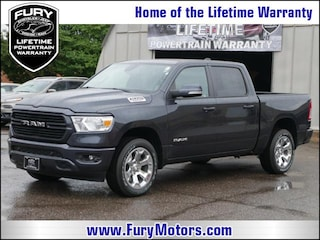 New 2019 Ram 1500 BIG HORN / LONE STAR CREW CAB 4X4 5'7 BOX Crew Cab 1C6SRFFT1KN566183 for sale in Lake Elmo, MN