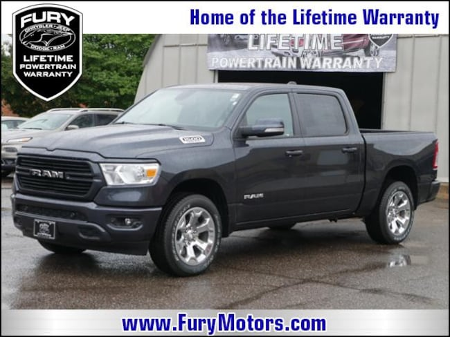 New 2019 Ram 1500 BIG HORN / LONE STAR CREW CAB 4X4 5'7 BOX Crew Cab for sale in Lake Elmo, MN