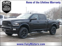 New Chrysler Dodge Jeep RAM Models 2018 Ram 2500 LARAMIE CREW CAB 4X4 6'4 BOX Crew Cab 3C6UR5FL7JG349957 for sale in South St Paul, MN
