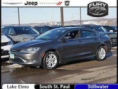 2015 Chrysler 200 Limited FWD 2.4L 4cyl Sedan