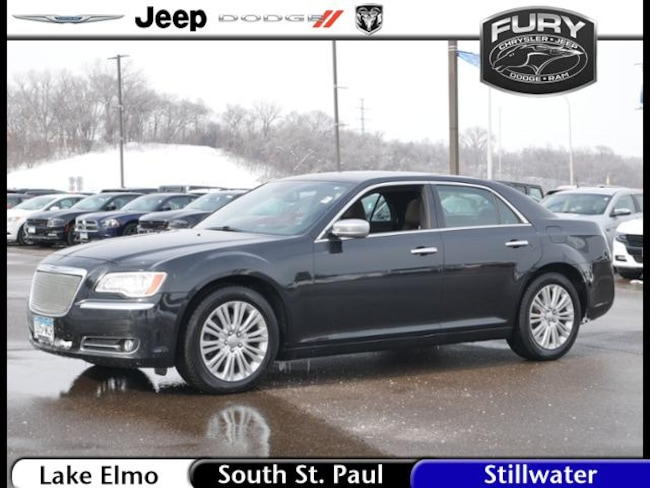 2013 Chrysler 300 C John Varvatos >> Used 2013 Chrysler 300 300c John Varvatos Luxury Edition Awd 5 7