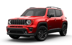 2021 Jeep Renegade 80TH ANNIVERSARY 4X4 Sport Utility