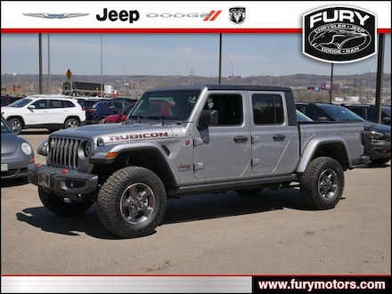 Featured New 2020 Jeep Gladiator RUBICON 4X4 Crew Cab for Sale near Minneapolis