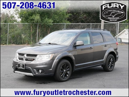 Featured Used 2016 Dodge Journey AWD  SXT SUV for Sale near Lake Elmo