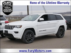 New Chrysler Dodge Jeep RAM Models 2019 Jeep Grand Cherokee ALTITUDE 4X4 Sport Utility 1C4RJFAG4KC578543 for sale in South St Paul, MN