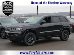 New Chrysler Dodge Jeep RAM Models 2019 Jeep Grand Cherokee ALTITUDE 4X4 Sport Utility 1C4RJFAG9KC628224 for sale in South St Paul, MN