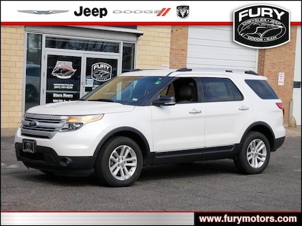 Featured Used 2013 Ford Explorer 4WD  XLT SUV for Sale near Lake Elmo