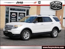 2013 Ford Explorer 4WD  XLT SUV