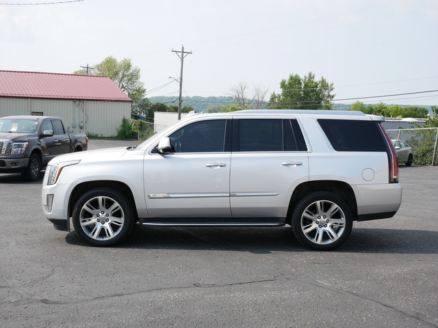 Used 2015 Cadillac Escalade Luxury with VIN 1GYS4MKJ3FR561561 for sale in South Saint Paul, Minnesota