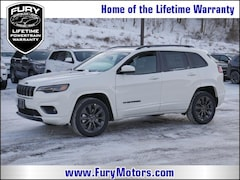 New Chrysler Dodge Jeep RAM Models 2019 Jeep Cherokee HIGH ALTITUDE 4X4 Sport Utility 1C4PJMDX1KD372534 for sale in South St Paul, MN