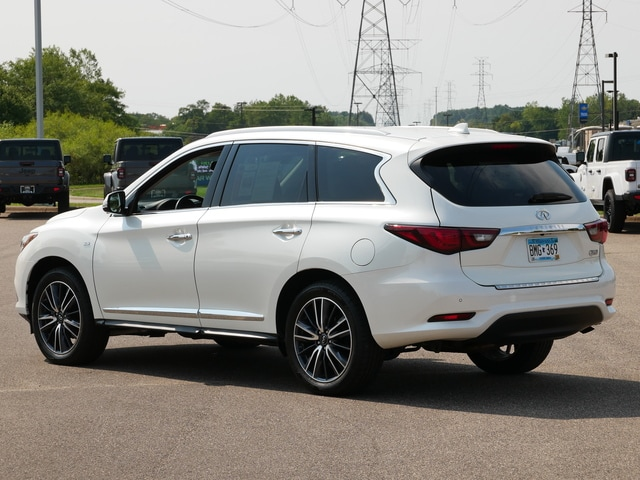 Used 2018 INFINITI QX60  with VIN 5N1DL0MM2JC526194 for sale in South Saint Paul, Minnesota