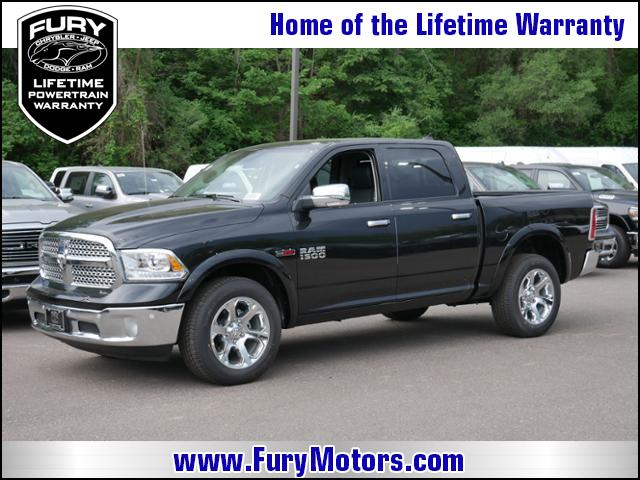 2018 Ram 1500 LARAMIE CREW CAB 4X4 5'7 BOX Crew Cab for sale in St Paul, MN