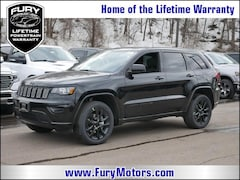 New Chrysler Dodge Jeep RAM Models 2019 Jeep Grand Cherokee ALTITUDE 4X4 Sport Utility 1C4RJFAG8KC695557 for sale in South St Paul, MN