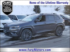 New Chrysler Dodge Jeep RAM Models 2019 Jeep Cherokee HIGH ALTITUDE 4X4 Sport Utility 1C4PJMDX5KD384573 for sale in South St Paul, MN