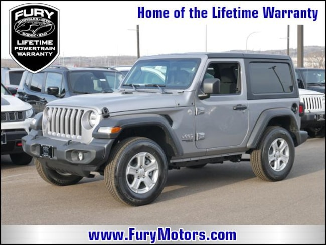 Jeep Wrangler For Sale In Sc >> 2019 Jeep Wrangler Sport S 4x4 For Sale Lease St Paul Mn Vin
