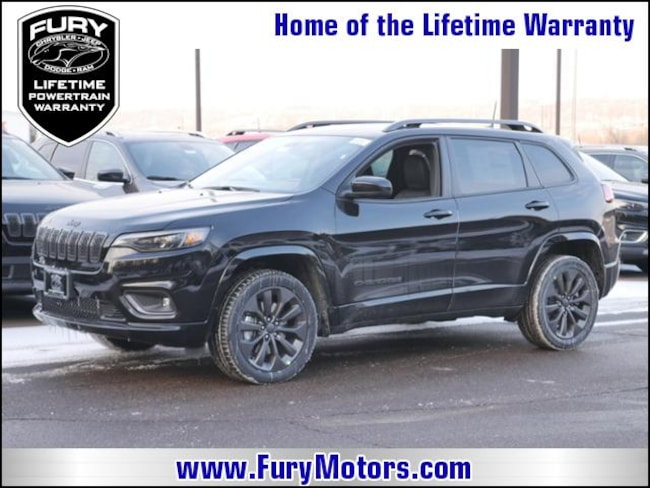 New 2019 Jeep Cherokee HIGH ALTITUDE 4X4 Sport Utility For Sale/Lease St. Paul, MN
