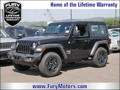 New Chrysler Dodge Jeep RAM Models 2018 Jeep Wrangler SPORT 4X4 Sport Utility 1C4GJXAN0JW226066 for sale in South St Paul, MN